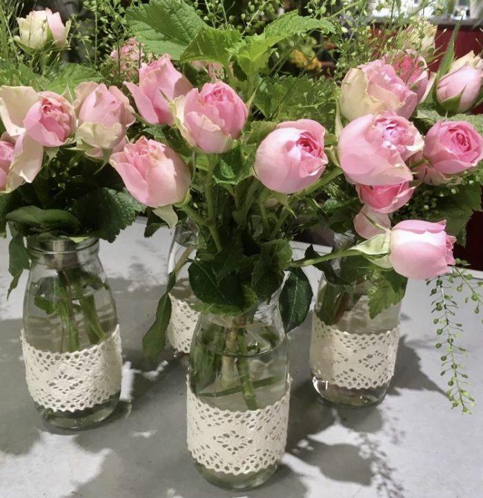 fleurs mariage fleuriste Saint Cloud le Chapelin Fretz